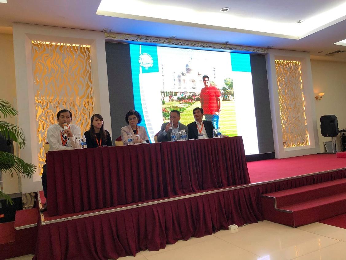 thinsulin được mời giới thiệu chương trình và sản phẩm tại hội thảo về tiểu đường của hội y học thành phố hồ chí minh