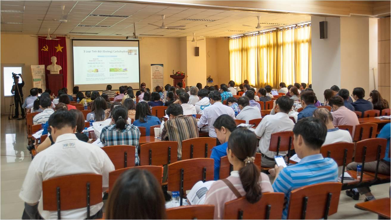 thinsulin thuyết trình tại đại học y dược tp. hcm